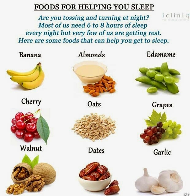 What To Eat Before Bed To Make You Sleep