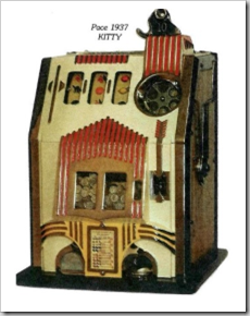 Pace Kitty Slot Machine
