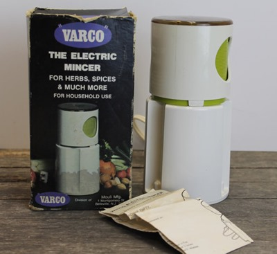Varco Electric Mincer with box