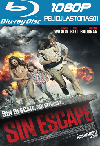 Sin Escape (No Escape) (2015) [BRRip 1080p/Dual Latino-ingles]