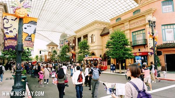 Nisakay Ke Osaka - Air Asia X - Universal Studios Japan (4)