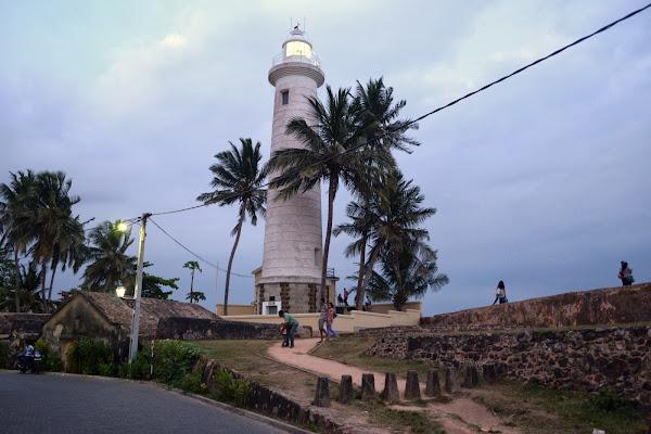 маяк, Галле