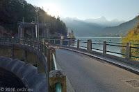 Von der Forcella di Pala Barzana zum Lago di Barcis.