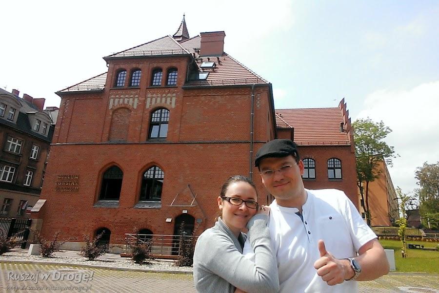 Ruszaj w Drogę przed Muzeum Powstań Śląskich