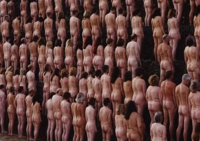 Theme interesting, Spencer tunick nude art above told