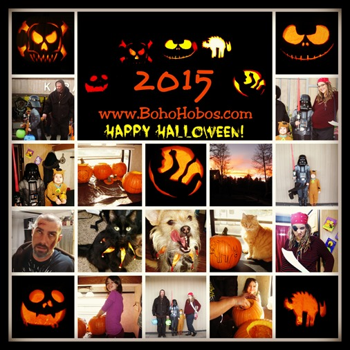 Halloween 2015 Blog Post