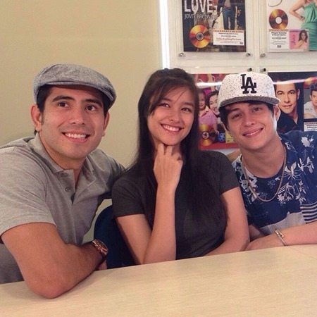 Gerald Anderson, Liza Soberano and Enrique Gil - Everyday I Love You