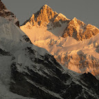 Kanczendzonga 8598 m npm, trzecia najwyższa góra świata