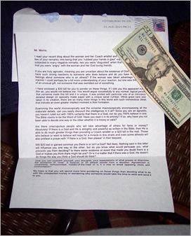 Christian letter