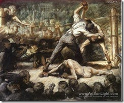 the-knock-out-by-George-Wesley-Bellows-051