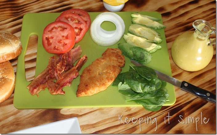#ad Honey-Mustard-Chicken-Sandwich-with-Homemade-Honey-Mustard #KetchupsNewMustart (4)