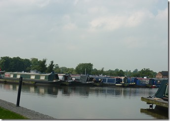 7 moored at swanley
