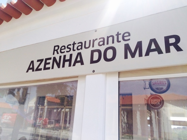 Restaurant Azenha do Mar http://elisiroflife.blogspot.com