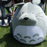 Totoro at Anime North 2014 in Mississauga, Ontario, Canada