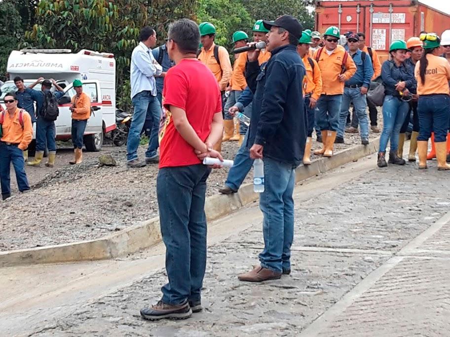 En Monterrey, Ecopetrol está violando los salarios convencionales