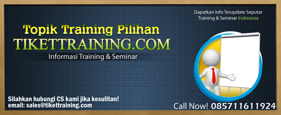 Topik Training Pilihan
