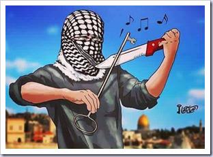 Knife Musician