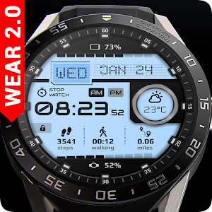 Digitec Watch Face