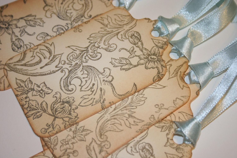 Wedding Wish tree tags - Marie