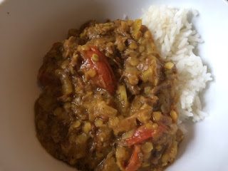 beef curry wartime rationing
