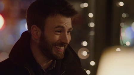 CHRIS EVANS - BEFORE WE GO