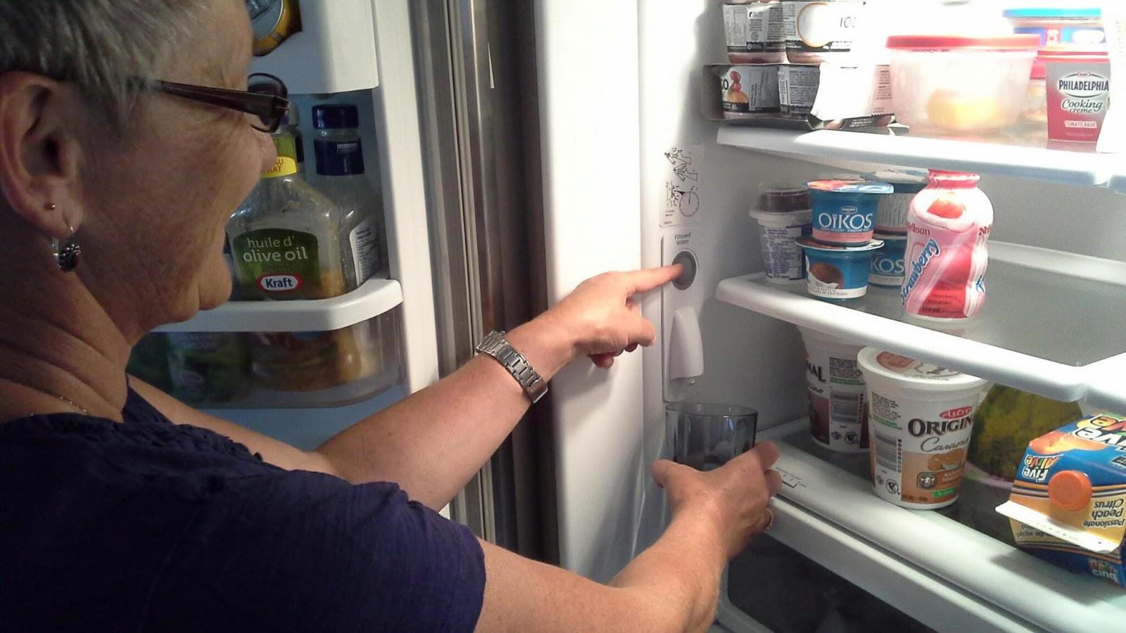 Kühlschrank Wasserleitung : Samsung kühlschrank wasserleitung reinigen side by side