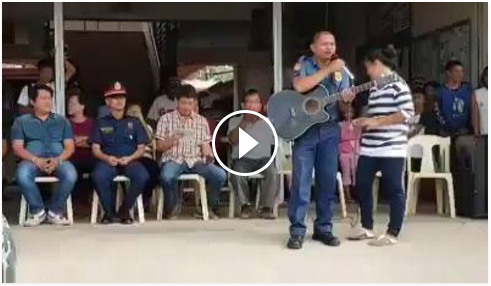Image of Remember the novelty song artist Yoyoy Villame? His country loving tune made influence to let this Philippine policeman compose an awesome song for anti-drug campaign. Truly Philippines is a great country when it's illegal drug-free.