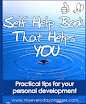 Self Help Book That Helps You