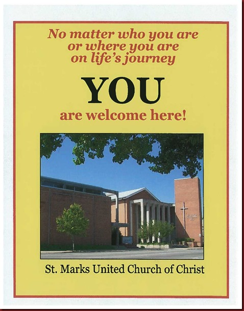 St. Marks Info Cover