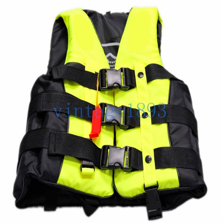 Professional life jacket swimming rafting snorkeling for Kids fishing vest