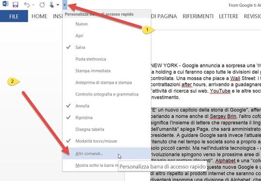 barra-accesso-rapido-personalizzazione