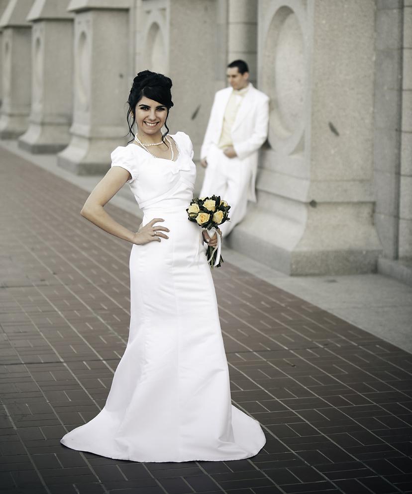 City Temple Wedding 17