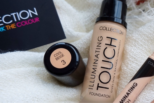 Glowing Skin with Collection Illuminating Touch
