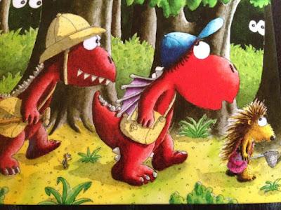 Der kleine Drache Kokosnuss mit seinen Freunden