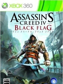 [GAMES] アサシン クリード4 ブラック フラッグ / Assassins Creed IV Black Flag (XBOX360/JPN)