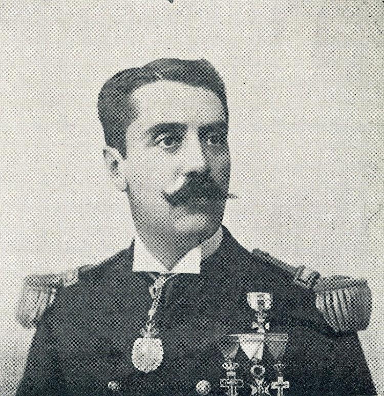 D. Eugenio Agacino y Martinez. Revista La Vida Maritima. Año V. Num. 157.JPG