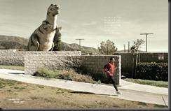 Dinosaur Running!