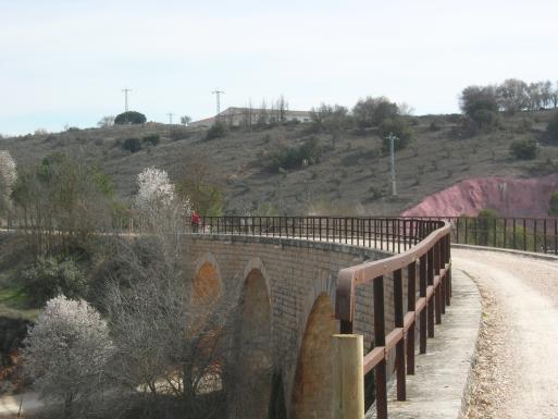 Vía Verde del Tajuña II (Guadalajara)