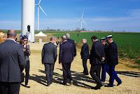 2015 - inauguration projet éolien 10 avril