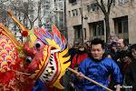 Le dragon rouge