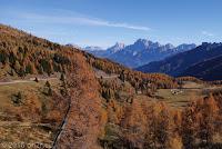 Passo di Valles (2032m), Ostrampe.