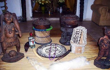 ifa orunmila candomblé orixa santeria orunla ajexaluga exu opele ifa