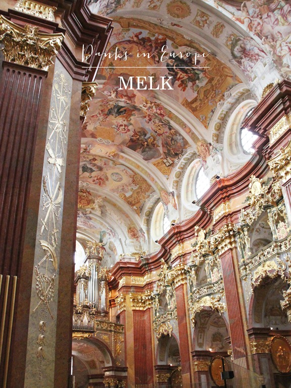 Danks in Europe - Melk