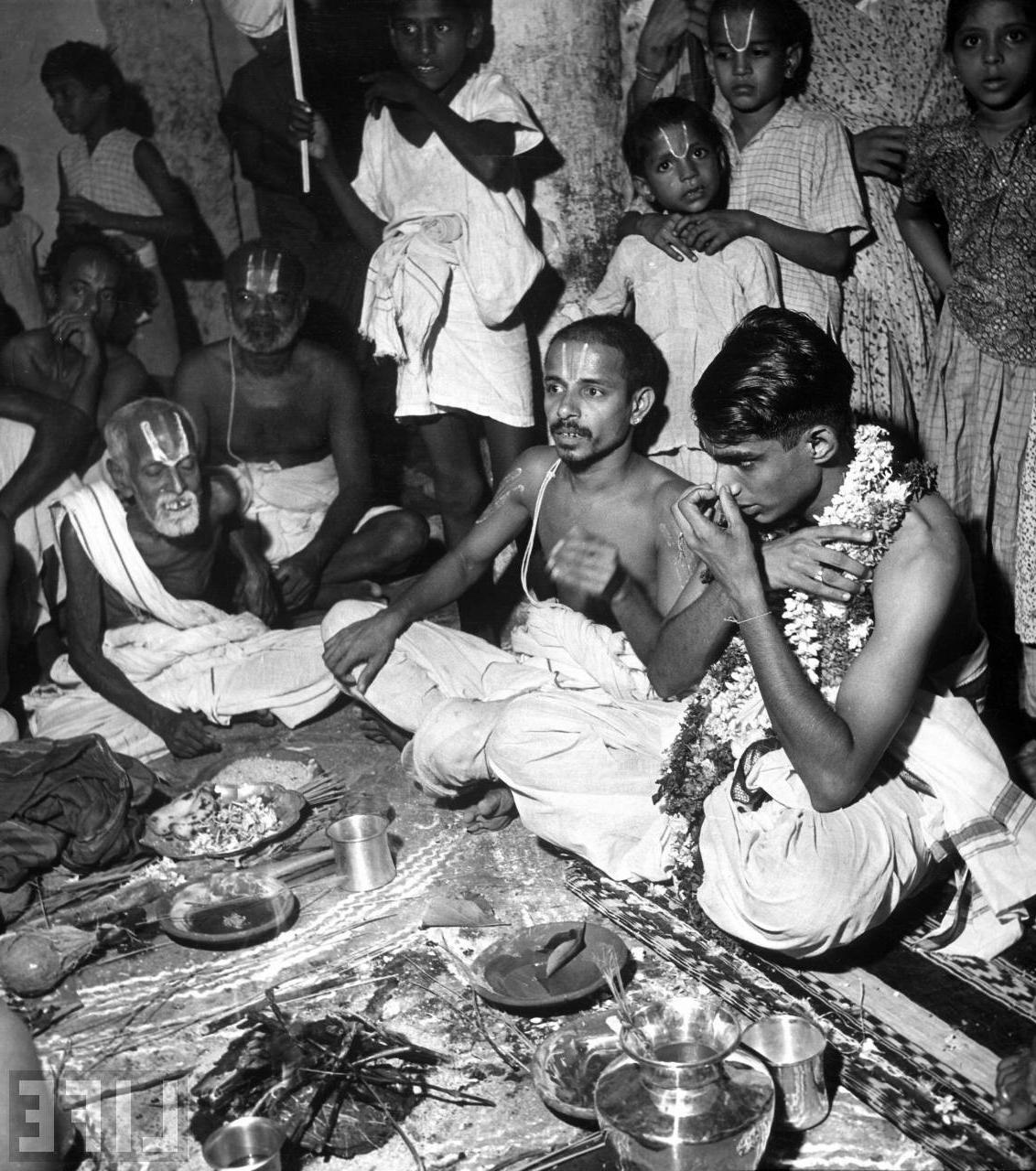 Hindu Brahmin Caste Wedding