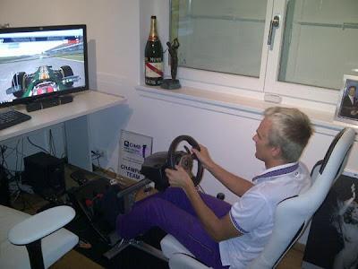 Хейкки Ковалайнен играет в F1 2011