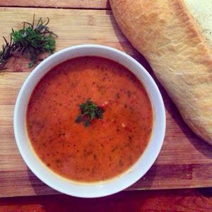 SkinnyLicious Persian Tomato Soup