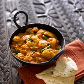 Chicken Cauliflower Curry Indian Recipes