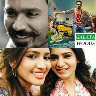 Vada Chennai movie news Dhanush Samantha in lead