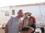 Dave & Liz Scott (and Eva) 7/24