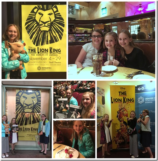 halle bday lion king